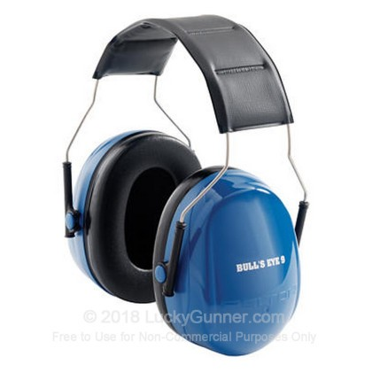 Large image of Peltor Blue Bull's Eye 9 Passive Earmuffs For Sale - 25 NRR - Peltor Hearing Protection in Stock