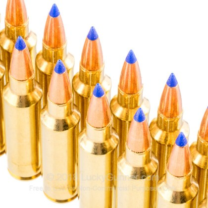 Image 5 of Barnes 300 Winchester Short Magnum Ammo