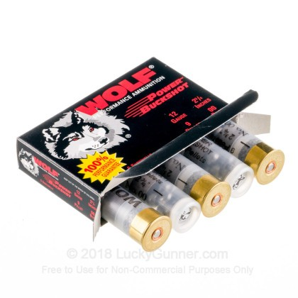 Image 3 of Wolf 12 Gauge Ammo