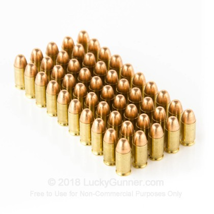 Image 4 of Team Never Quit .380 Auto (ACP) Ammo