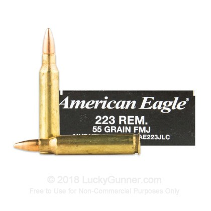 Image 2 of Federal .223 Remington Ammo