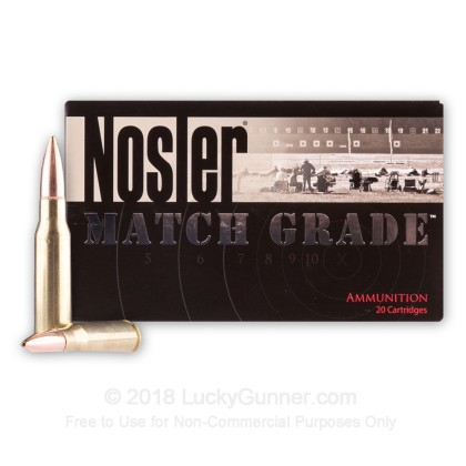 Image 2 of Nosler Ammunition .308 (7.62X51) Ammo