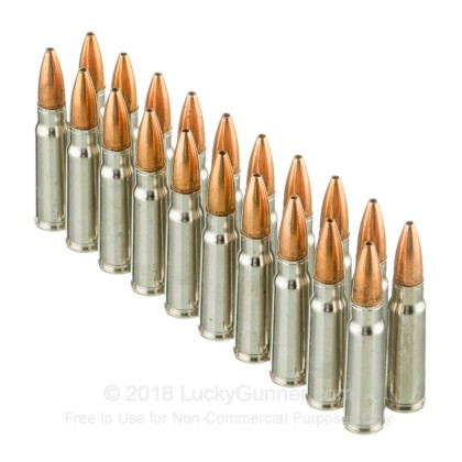 Image 4 of Winchester 7.62X39 Ammo