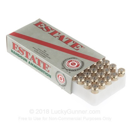 Image 3 of Estate Cartridge .40 S&W (Smith & Wesson) Ammo
