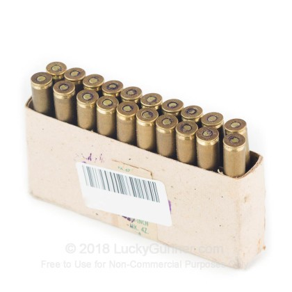 Image 2 of Military Surplus .30-06 Ammo