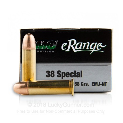 Image 1 of PMC .38 Special Ammo