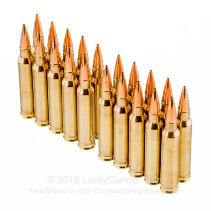 Image 4 of HSM Ammunition 308 Norma Ammo