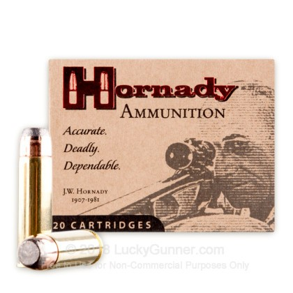 Image 2 of Hornady .500 S&W Magnum Ammo