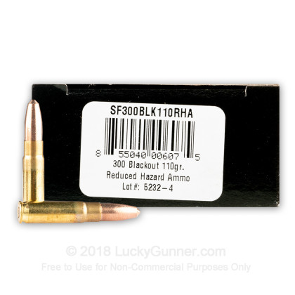 Image 1 of SinterFire .300 Blackout Ammo