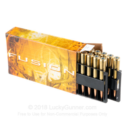 Large image of 270 Ammo For Sale - 130 gr Fusion - Federal Fusion Ammo Online