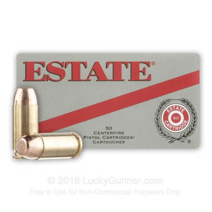Image 2 of Estate Cartridge .40 S&W (Smith & Wesson) Ammo