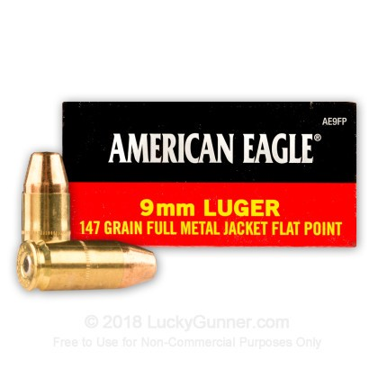 9mm Ammo For Sale