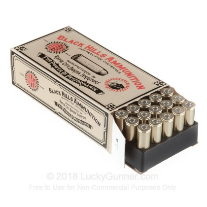 Image 3 of Black Hills Ammunition .45 Long Colt Ammo