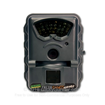 Large image of Cheap Trail Camera For Sale - 4 Megapixel Primos Truth Cam Ultra 35 Trail Camera in Stock