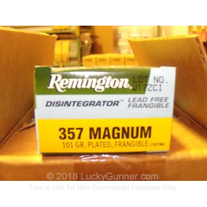 Image 10 of Remington .357 Magnum Ammo