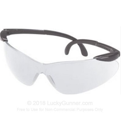 Large image of Champion Smoke Colored Shooting Glasses with Gray Rims For Sale - 40613- Champion Glasses in Stock