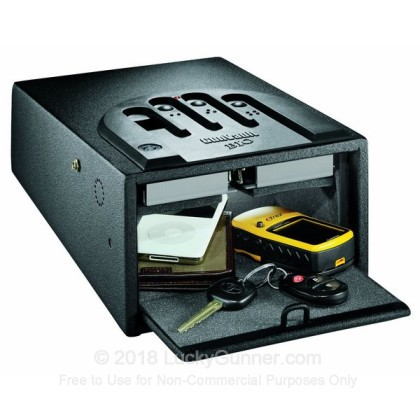 Large image of GunVault Handgun Safe For Sale - MiniVault Biometric GVB 1000 Digital Handgun Safe For Sale