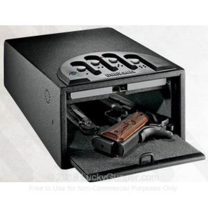 Large image of GunVault Handgun Safe For Sale - MiniVault Standard GV1000 Digital Handgun Safe For Sale