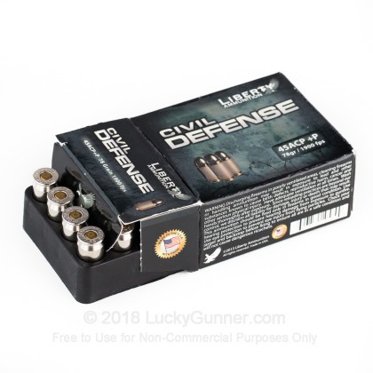 Image 3 of Liberty Ammunition .45 ACP (Auto) Ammo