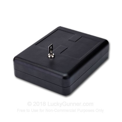 Large image of Hornady TriPoint Lock Box Handgun Safe For Sale - Hornady TriPoint Lock Box Clamshell Handgun Safe For Sale