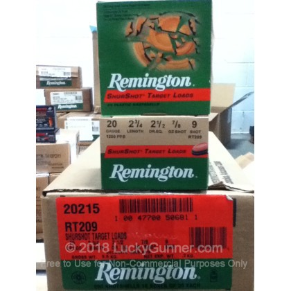 Image 4 of Remington 20 Gauge Ammo