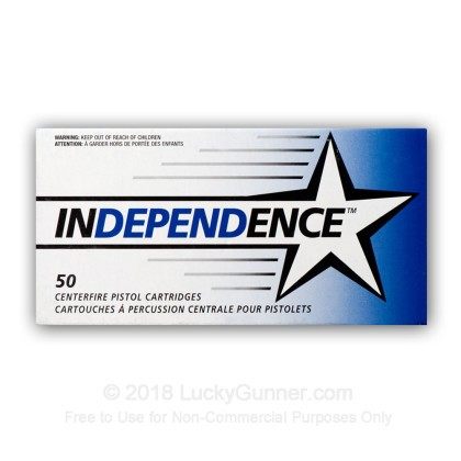 Image 7 of Independence .380 Auto (ACP) Ammo