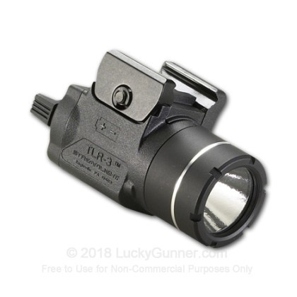 Large image of LED Flashlight - Night Ops - Black - Streamlight TLR-3 For Sale