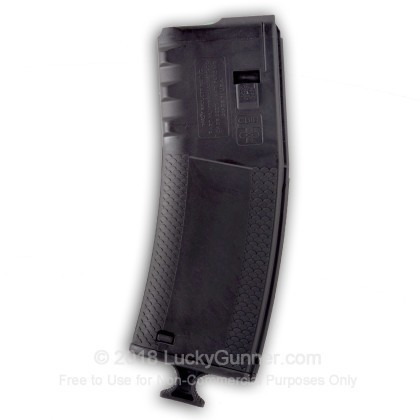 Large image of Troy Industries 5.56x45mm/223 Black Polymer Magazine For AR-15 For Sale - 30 Rounds