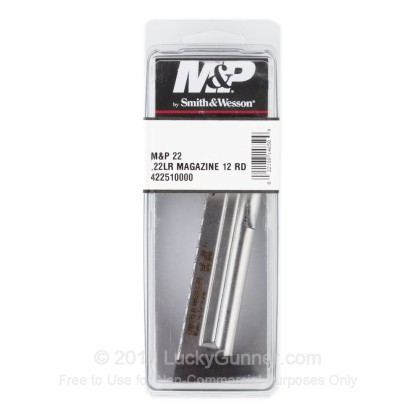 Large image of Smith & Wesson M&P 22 - .22LR - 12 Round OEM Magazine