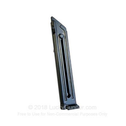 Large image of Mec-Gar Ruger MKIII 22LR 10 Round Magazine For Sale - 10 Rounds
