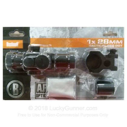 Large image of Rifle Scope For Sale - 28mm AR730135C - Multiple Red Dot - Black Matte Bushnell Optics Rifle Scopes in Stock