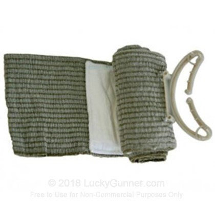 Large image of Wound Dressing - Emergency Bandage - Field Green - PerSys Medical For Sale