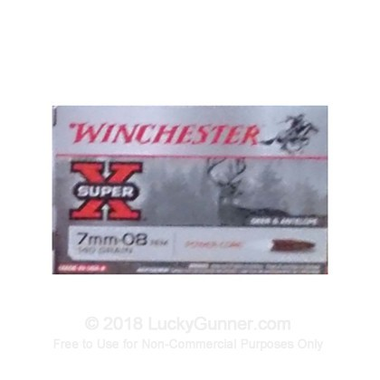 Image 7 of Winchester 7mm-08 Remington Ammo