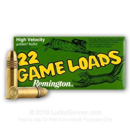 Image 7 of Remington .22 Long Rifle (LR) Ammo