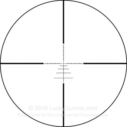 Large image of Rifle Scope For Sale - 1.5x-6x - 32mm KASPA 849813 Black Weaver Optics Rifle Scopes in Stock