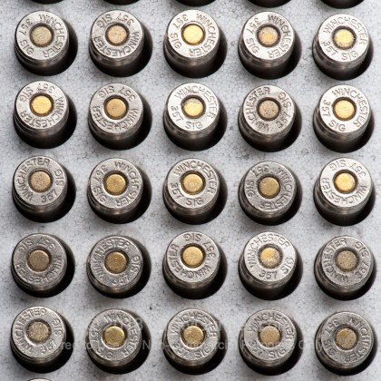 Image 10 of Winchester .357 Sig Ammo