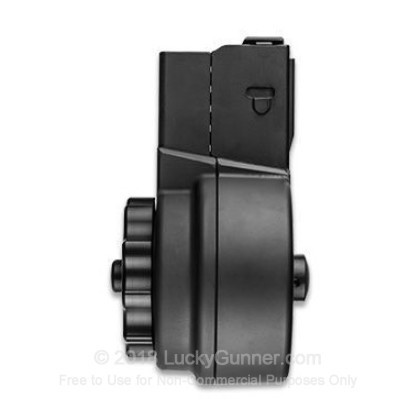 Large image of X-Products AR-25 50rd - .308 - Black - High Capacity Drum Magazine For Sale