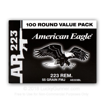 Image 12 of Federal .223 Remington Ammo