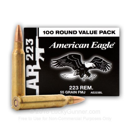 Image 14 of Federal .223 Remington Ammo