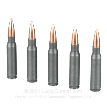 Image 4 of Red Army Standard .308 (7.62X51) Ammo