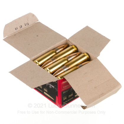 Image 3 of Norma 7.62X39 Ammo