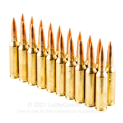 Image 4 of Hornady 6mm Creedmoor Ammo