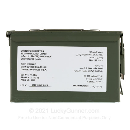 Large image of 50 Cal Green Surplus Ammo Cans For Sale