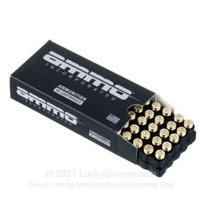 Image 3 of Ammo Incorporated .40 S&W (Smith & Wesson) Ammo