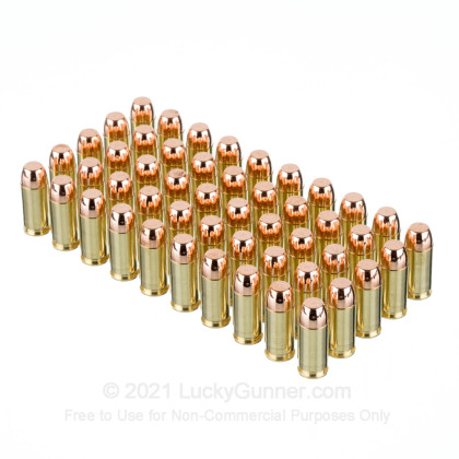 Image 4 of Ammo Incorporated .40 S&W (Smith & Wesson) Ammo