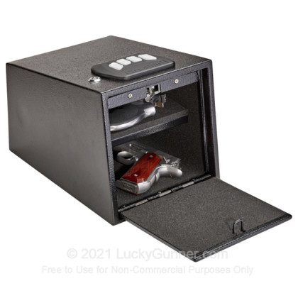 Large image of Hornady Two-Gun Keypad Vault Handgun Safe For Sale - Hornady Two-Gun Keypad Vault Handgun Safe For Sale