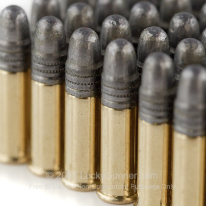 Image 4 of Federal .22 Long Rifle (LR) Ammo