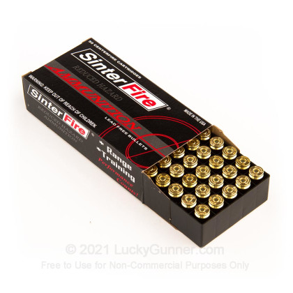 Image 3 of SinterFire .40 S&W (Smith & Wesson) Ammo