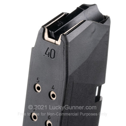 Large image of Factory Glock 40 S&W G23 13 Round Generation 4 Magazine For Sale - 13 Rounds