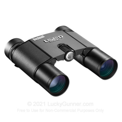 Large image of Premium Binoculars For Sale - 10x 25mmBushnell Legend Ultra HD Black Binoculars in Stock